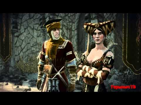 The Witcher 2. Прохождение Бонус (Концовка 3)