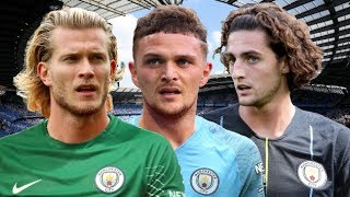 11 Players You Didn't Know Were At Manchester City