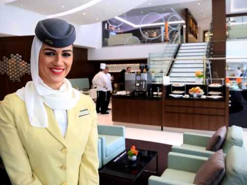 Cabin Crew Nowadays... Emirates, Etihad and Qatar Airlines