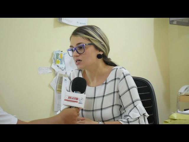 CONTINÚAN LAS JORNADAS DE SALUD EN PUERTO BERRÍO