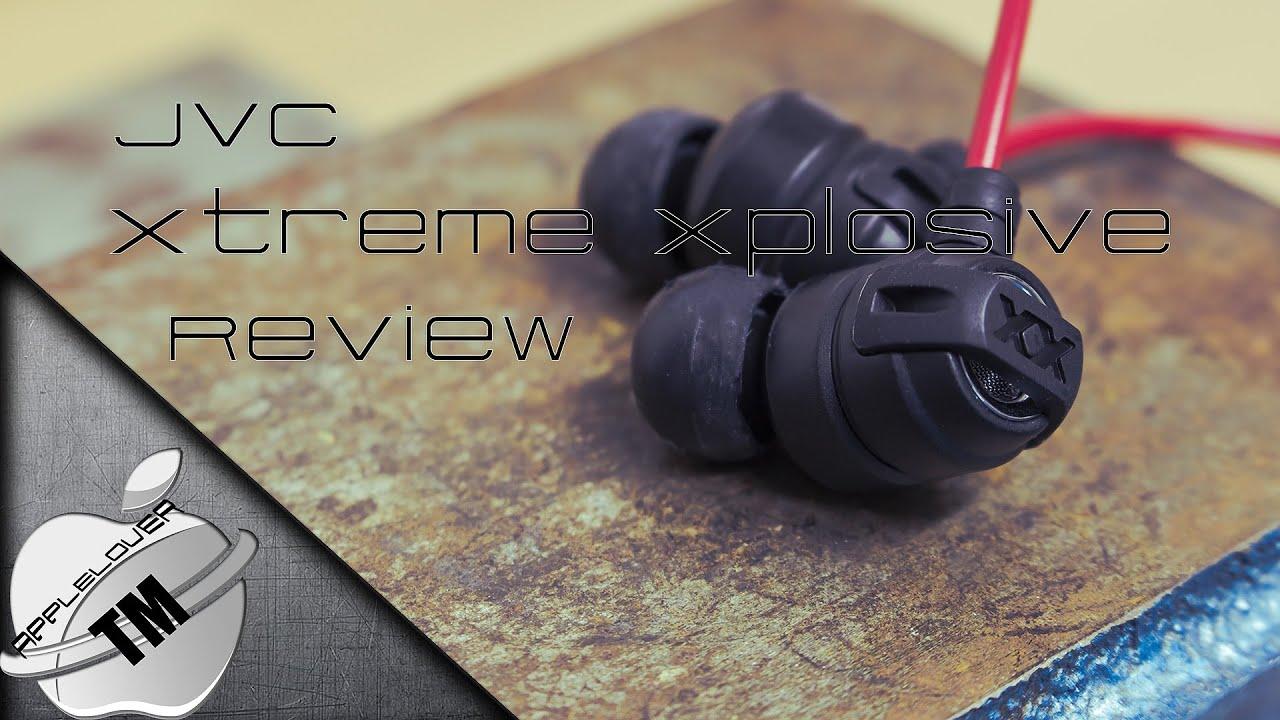 die besten in ear kopfh rer jvc xtreme xplosives review. Black Bedroom Furniture Sets. Home Design Ideas