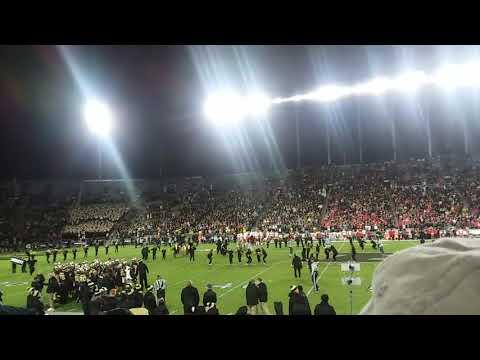 Shout at Ross-Ade Stadium