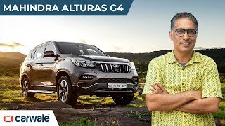 Mahindra Alturas G4 | Better than the Toyota Fortuner. Here's Why | CarWale