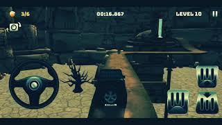 Master Car Climb Racing 3D : Stunt 4x4 Offroad(black box) screenshot 1