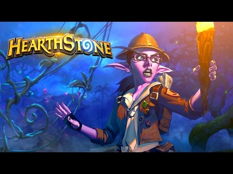 Hearthstone: Heroes of Warcraft - Official Journey to Un'Goro Developer Diary