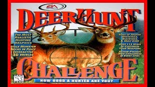 Deer Hunt Challenge 1999 PC