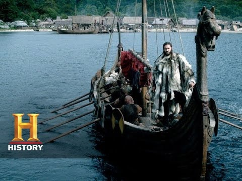 Vikings: Secrets of the Vikings: The Viking Longship | History ...