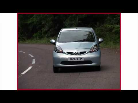 Toyota Aygo review