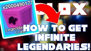 HOW TO GET *INFINITE* LEGENDARY ITEMS IN MINING SIMULATOR | 100 MILLION UPDATE | ROBLOX