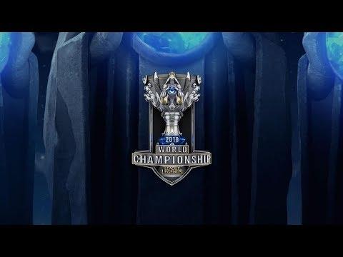 Mundial 2018 - Grande Final - IG x Fnatic