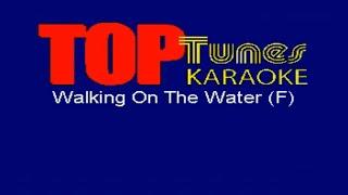 Atomic Kitten   Walking On The Water karaoke