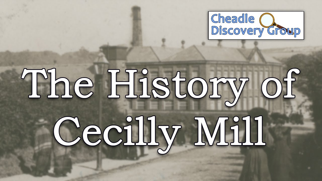 The History of Cecilly Mill