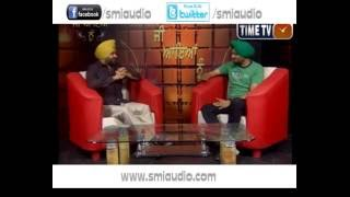 JEE AAYAN NU || VEER SUKHWANT || INTERVIEW || TIME TV CHANNEL