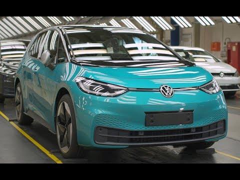 2020 Volkswagen ID.3 PRODUCTION