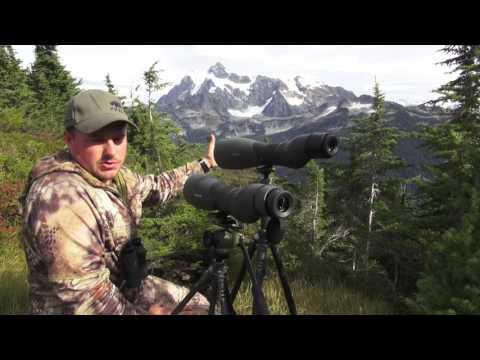 Swarovski STX 65mm 85mm 95mm Comparison Review