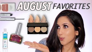 AUGUST FAVORITES 2018 | Favorit Bulan Agustus | suhaysalim