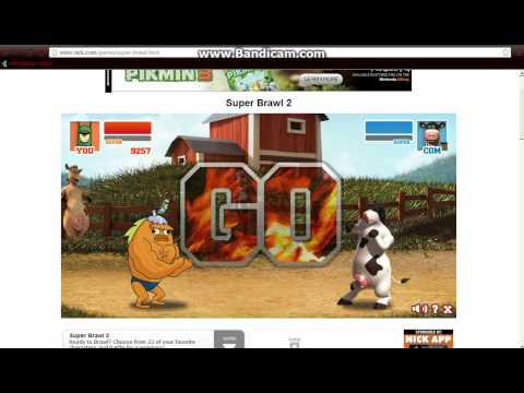 Super Brawl 2 - Episode 3 - Plankton's Tournament Part 1