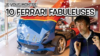 Attention, orgie de Ferrari exceptionnelles !