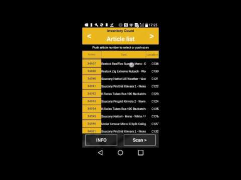 FREE Inventory Count App - Android, iPhone, iPad, Windows