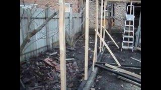 видео Как построить сарай для кур