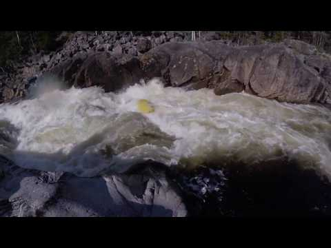 Kayaking in Ringerike Norway: Urula