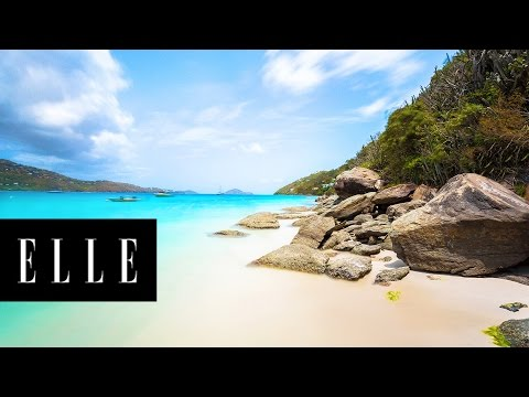 The US Virgin Islands Will Pay You to Take a Vacation in 2017! | ELLE