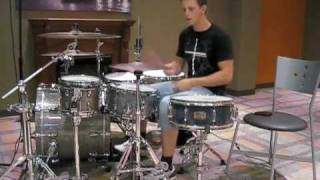 Chase-Tone Loc-Funky Cold Madina drum cover