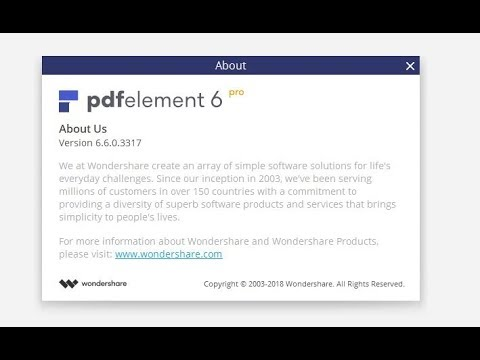 registration code for wondershare pdfelement