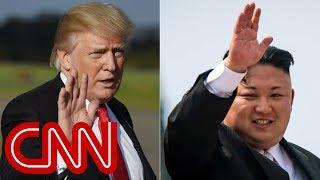 Top diplomat: North Korea surprised by Trump meeting