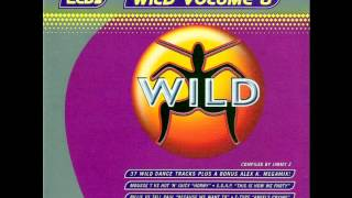 WILD FM VOLUME 6 - WILD VOLUME 6 MEGAMIX (ALEX K)