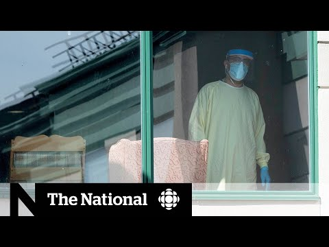 CBC News: The National: Calls for improved staffing, training, pay in Ontario's long-term care homes
