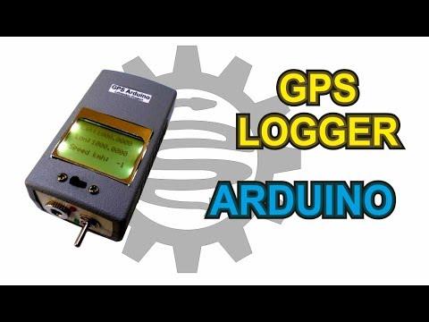 GPS LOGGER ARDUINO. Как изготовить GPS логгер на Arduino