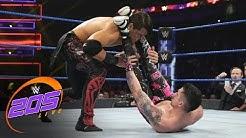 Humberto Carrillo vs. TJP: WWE 205 Live, Feb. 19, 2019