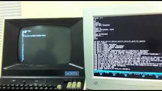 Altair 8800 - Video #13 - Timesharing BASIC