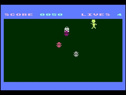 Tax Run para computadoras Atari