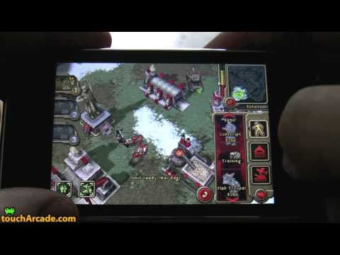 Command & Conquer Red Alert Hands-On Preview (iPhone)