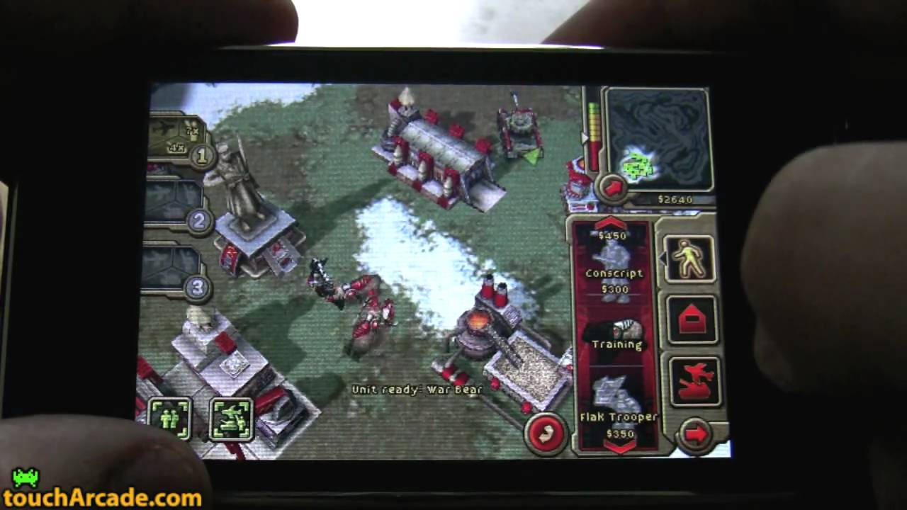 Command & conquer: rivals 1. 1. 6 download for iphone free.
