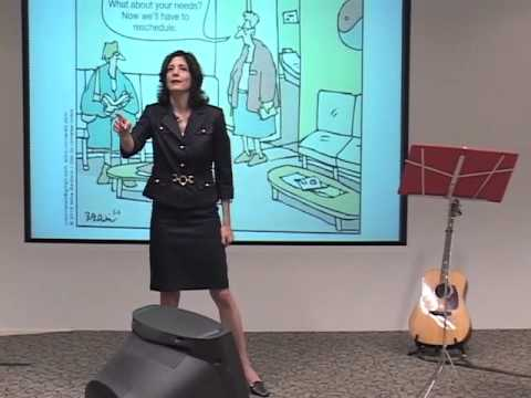 STOP PLAYING SMALL! A Presentation for Women Leaders, Speaker Eleni Kelakos