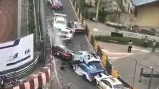 The most dangerous super car crash compilation