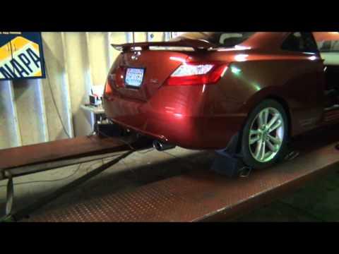 Kraftwerks Supercharged Civic Si