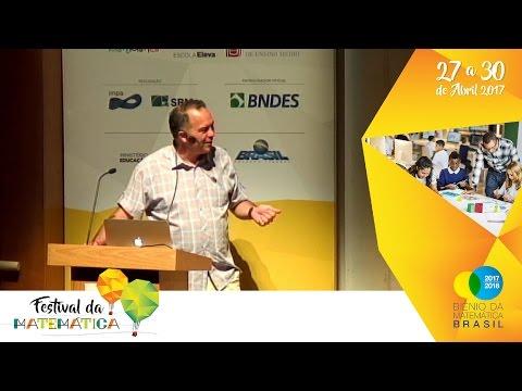 Festival da Matemática 2017 - John Bush