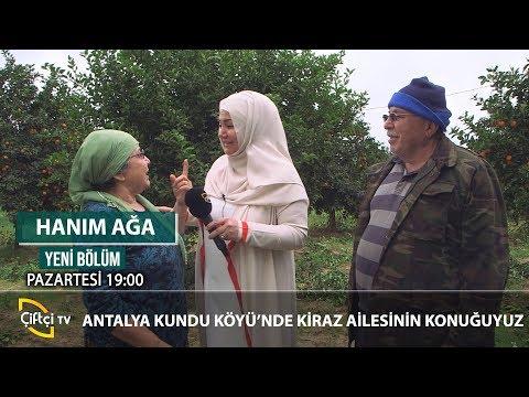 Antalyalı Kiraz Ailesi - HANIM AĞA #tarım #çiftçi #antalya