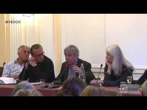 """Interview de Sorj Chalandon à propos de """"Profession du père"""" - Rentrée littéraire 2015"""