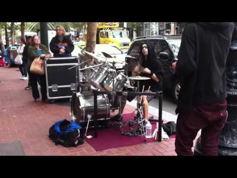Amazing Drummer - Andrew Byrne
