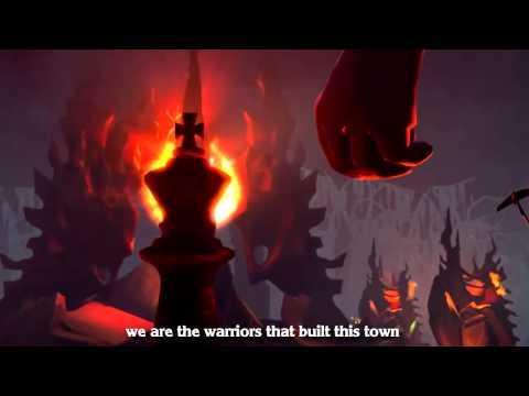 Warriors , Dota 2 Version ( Fanmade )