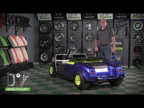 Alltrax Controller Installation On A Club Car DS IQ Golf Cart