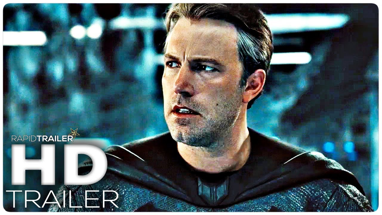 JUSTICE LEAGUE The Snyder Cut Trailer (2021) DC, Superhero Movie HD