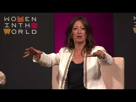Women in the World 2018 Los Angeles Salon: Rola Hallam is The Rescuer