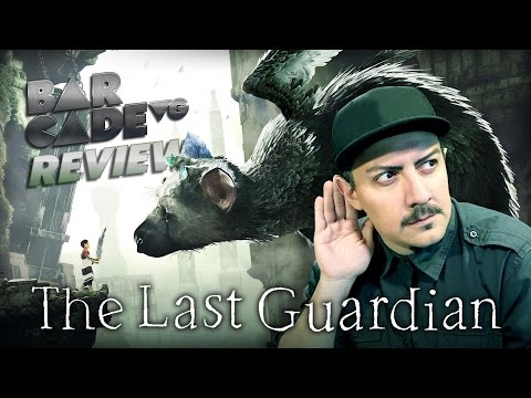 REVIEW The Last Guardian