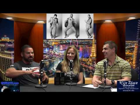 Rise Above w Joe & Heidi 06-08-17 Guest: Scott Barnes